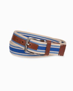 Stretch Cotton Belt