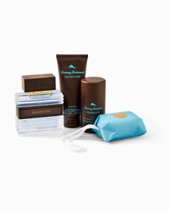 Island Life For Him 4-Piece Gift Set