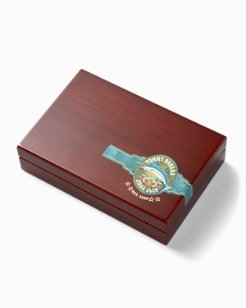 Men's Cigar Coffret Gift Set