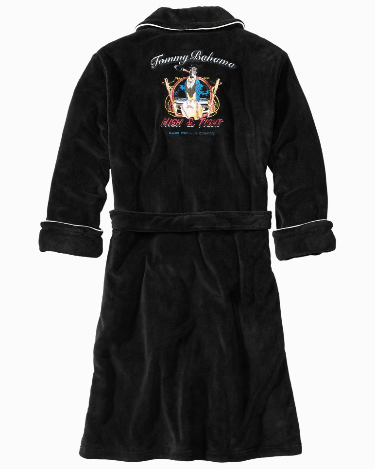 High Amp Tight Robe