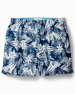Big & Tall Floral Leaves Boxers