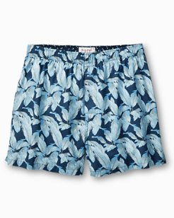 Big & Tall Forever Fronds Woven Boxers