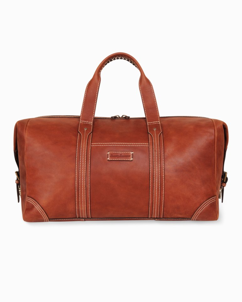 Main Image for Leather Duffel Bag
