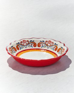 Moroccan Large Serving Bowl