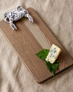 Crab Cheese Board