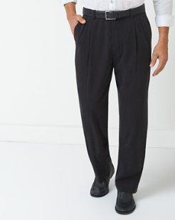 Big & Tall New St. Thomas Double-Pleat Pants