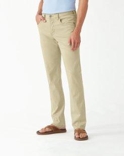 Big & Tall Boracay 5-Pocket Chino Pants