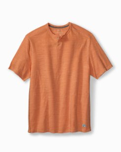 Big & Tall Sunday's Best Henley T-Shirt