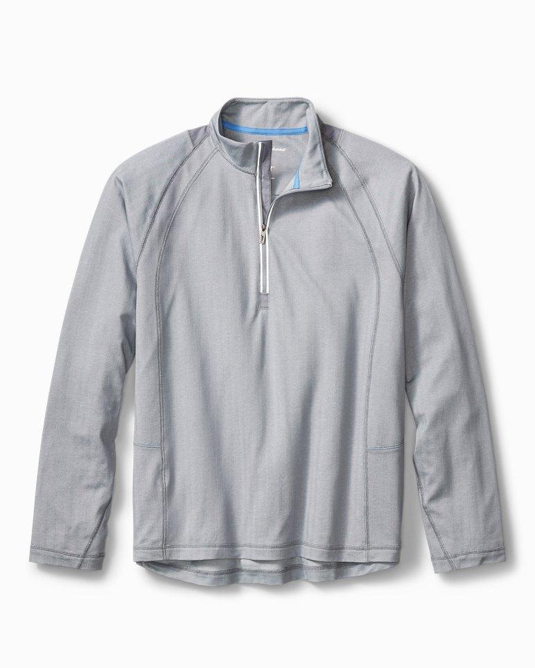 Main Image for Big & Tall Cybersport Half-Zip Sweatshirt