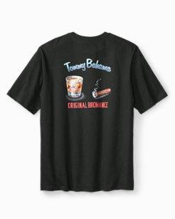 Big & Tall Original Bromance T-Shirt