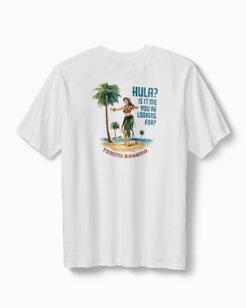 Big & Tall Hula It's Me T-Shirt