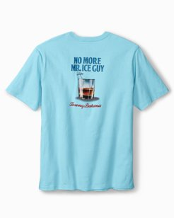 Big & Tall Mr. Ice Guy T-Shirt