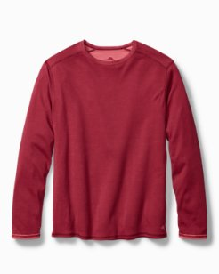 Big & Tall Dual In The Sun Reversible Crewneck T-Shirt
