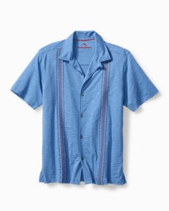 Big & Tall Laguna La Mar Knit Camp Shirt