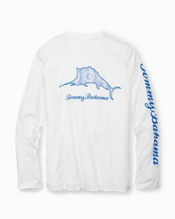 Big & Tall Kaleidoscope Billboard Lux Long-Sleeve T-Shirt