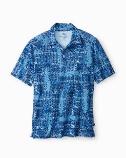 Big & Tall Ole Ole Tropicool IslandZone® Polo