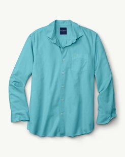 Big & Tall Island Twill Shirt