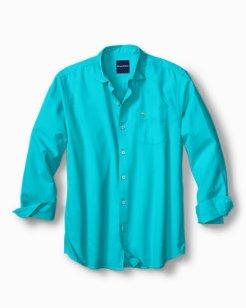 Big & Tall Island Twill Shirt
