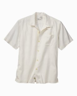 Big & Tall Catalina Twill Camp Shirt