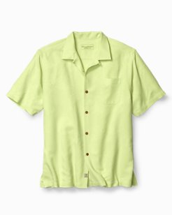 Big & Tall Rio Fronds Camp Shirt