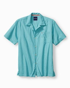 Big & Tall Cypress Sands Camp Shirt