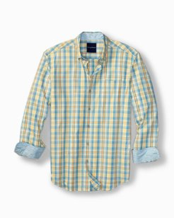Big & Tall Plaid Of Troy Shirt