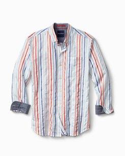Big & Tall Demeter Stripe Shirt