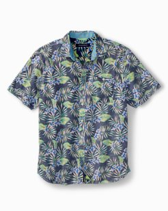 Big & Tall Between Two Fronds Camp Shirt