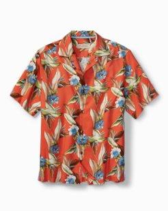 Big & Tall Tropic Of Triton IslandZone® Camp Shirt