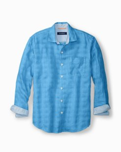 Big & Tall Beachy Breezer Linen Shirt
