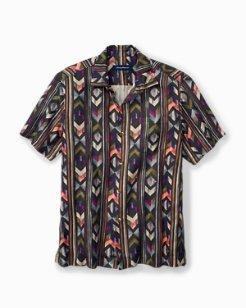 Big & Tall Aloha Arrow IslandZone® Camp Shirt