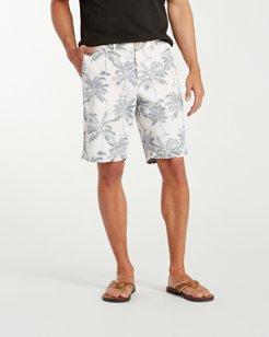 Big & Tall Palm Tropic Shorts