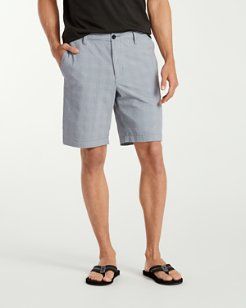 Big & Tall On The Green 10-Inch Shorts