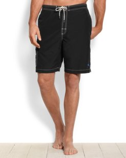 Big & Tall Baja Poolside 9-Inch Board Shorts
