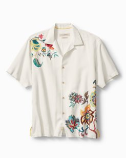 Original Fit Luau Lux Camp Shirt