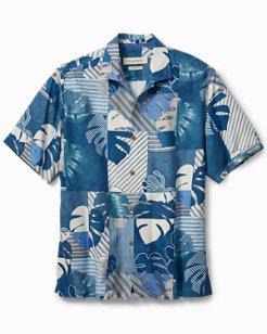 Original Fit Totally Tiled Camp Shirt