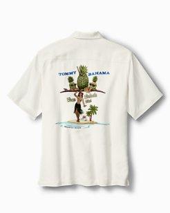 Original Fit Coca Colada Camp Shirt