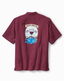 Original Fit Sips Ahoy Camp Shirt