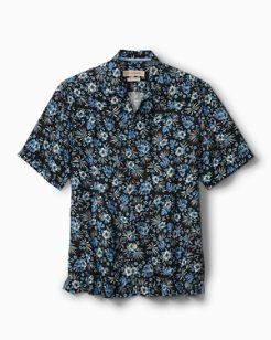 Original Fit Legzira Beach Floral Camp Shirt