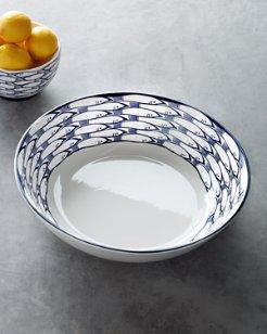 Sardine Serving Bowl
