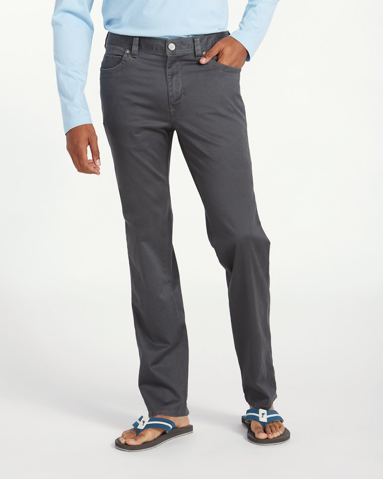 Jamaica Twill Authentic Fit Pants