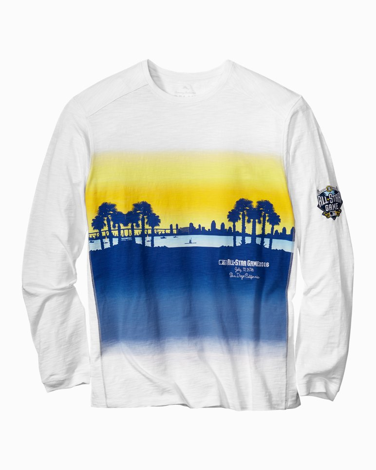 MLB® All-Star Game® Crewneck Long-Sleeve T-Shirt