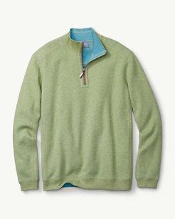 Flip Side Pro Reversible Half-Zip Sweatshirt