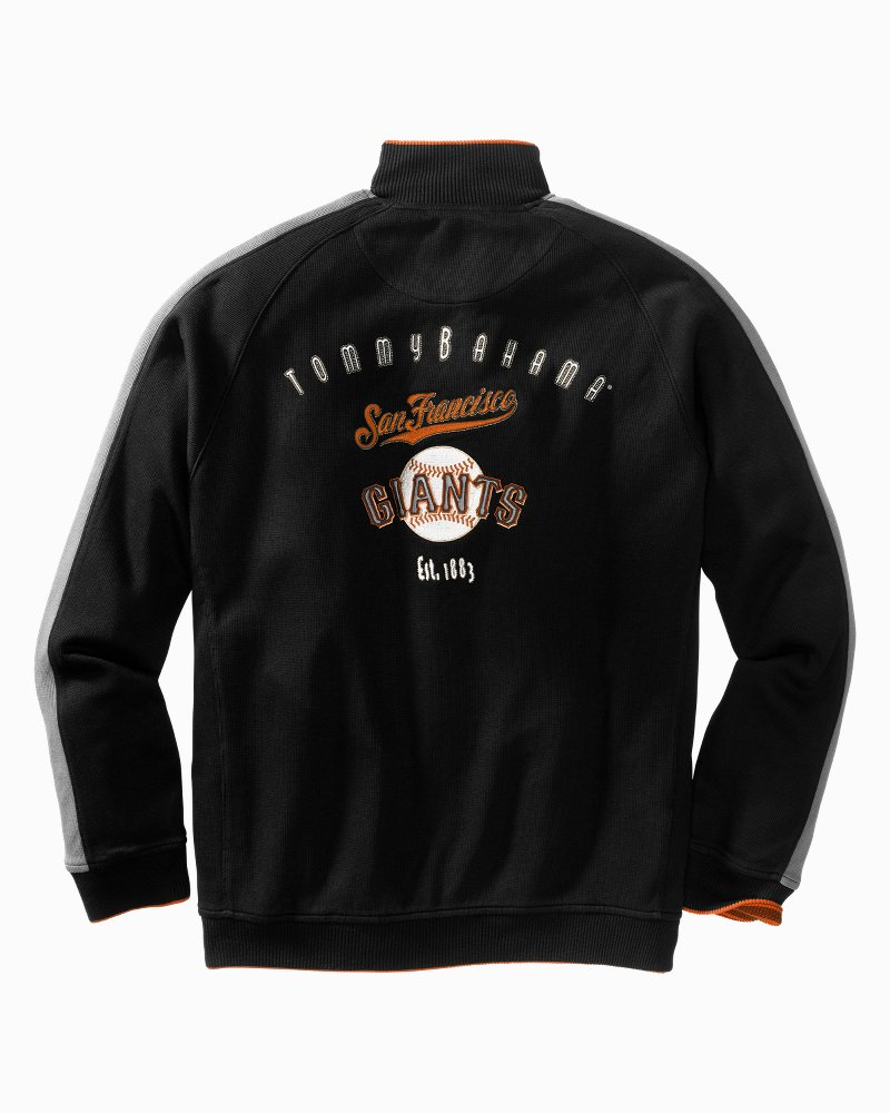 San Francisco Giants Full-Zip Track Jacket