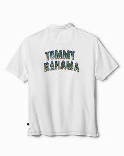 Tommy Bahama Logo Palms IslandZone® Polo