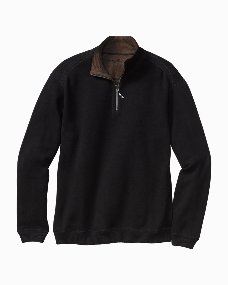 Flip Side Pro Reversible Half-Zip Sweatshirt