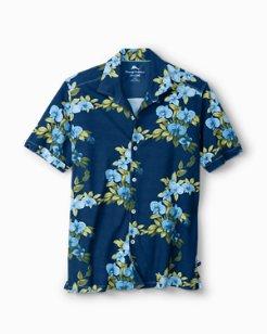 Lanai Lagoon Tropicool IslandZone® Knit Camp Shirt