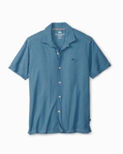 Tropicool Piqué IslandZone® Knit Camp Shirt