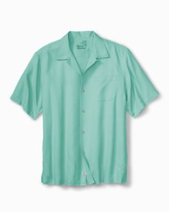Catalina Twill Camp Shirt