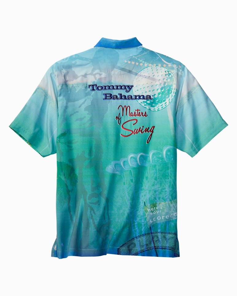 Masters of Swing Collectoru0026#39;s Edition Camp Shirt